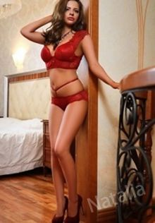 Natalia Seatown Escort in Moray